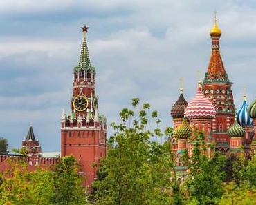 Was man bei einer Reise nach Moskau vermeiden sollte