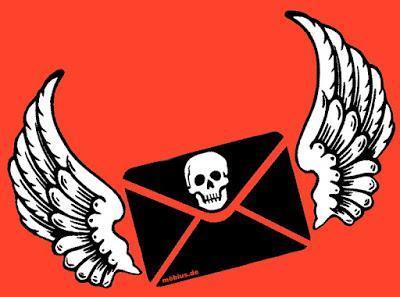 Verbotene Briefwerbung