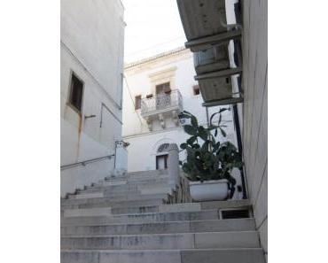 Postkarten aus Apulien