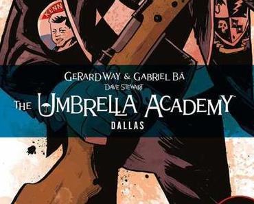 {Rezension} The Umbrella Academy: Dallas von Gerard Way & Gabriel Bá