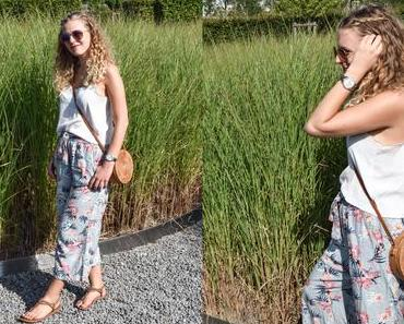 Bye Bye Summer! It´s time for a late summer outfit