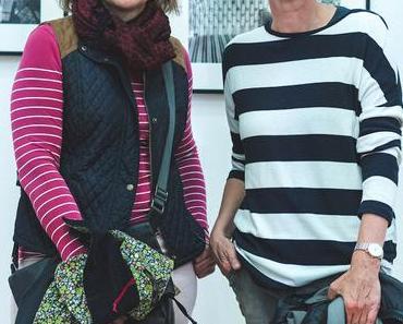 Menschen in Museum – Andrea & Monika