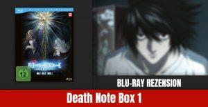 Review: Death Note Blu-ray Box 1   Blu-ray