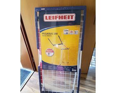 Leifheit Pegasus 180 Solid Maxx Wäscheständer