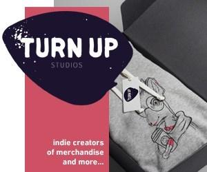 Turn Up Studios | Indie Creators of Merchandise and more