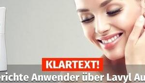KLARTEXT! Lavyl Auricum Spray berichten Anwender?