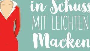 Schuss, leichten Macken (Bibi Loebnau)