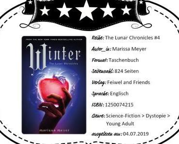 Marissa Meyer – Winter