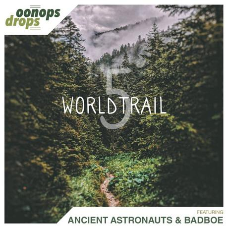 Oonops Drops – World Trail 5 – free podcast
