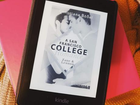 [REVIEW] Christiane Bößel: A San Francisco College Romance - Zane & Lennon (College-WG, #3)