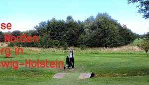 Golfreise hohen Norden Teil