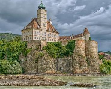 Schloss Schönbühel in HDR