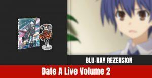 Review: Date Live Volume Blu-ray