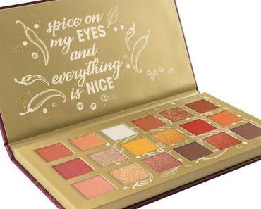 Spice it up ! Essence Eyeshadow Palette - AMU
