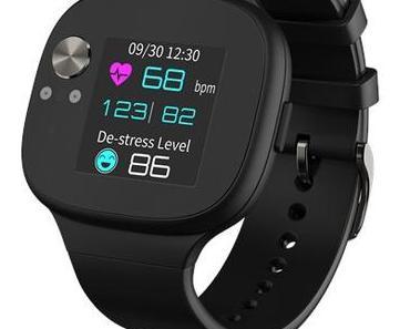 Asus VivoWatch BP – Smartwatch mit echter Blutdruckmessung