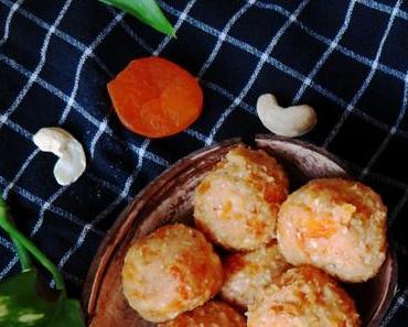 Apricot-Protein-Balls