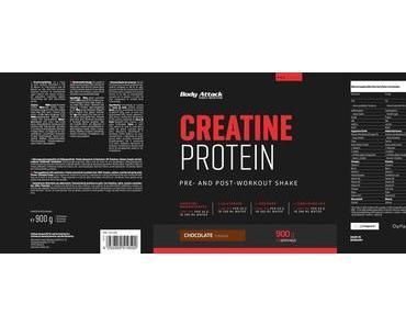 Im Test: Creatine Protein von Body Attack