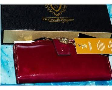 [Anzeige] Demon & Hunter Luxus Damen Geldbörse das perfekte Geschenk für einen lieben Menschen