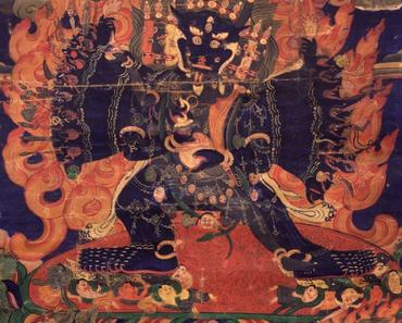 Buddhistische Magie, Hexerei und mitfühlende Gewalt