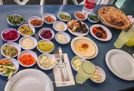 Bestes Mezze in Tel Aviv: The Old Man and The Sea