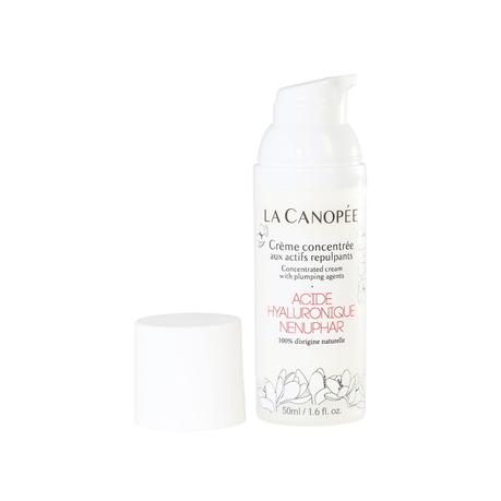 La Canopée Cream With Plumping Agent