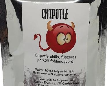 M-Garden - Smokey Chipotle Erdnüsse