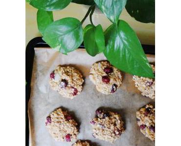 Gesunde Müsli-Cookies
