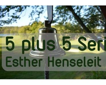Wer ist bitte Esther Henseleit