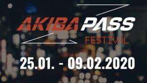 Ticketvorverkauf AKIBA PASS Festival 2020 gestartet