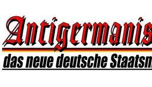 Antigermanismus, neue deutsche Staatsmanifest