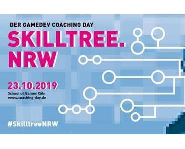 """Workshop """"Skilltree.NRW – Der GameDev Coaching Day"""" am 23. Oktober in Köln"""