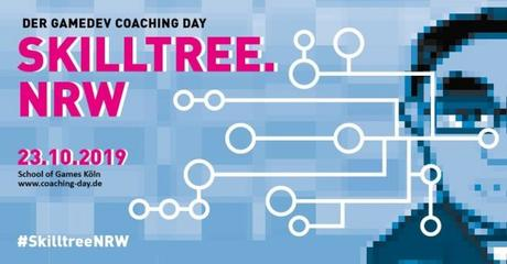 "Workshop ""Skilltree.NRW – Der GameDev Coaching Day"" am 23. Oktober in Köln"