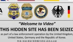 "Kinderporno-Plattform ""Welcome Video"" Darknet"