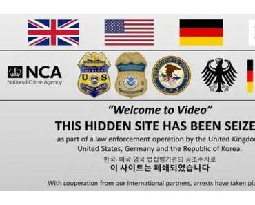 """Die Kinderporno-Plattform """"Welcome to Video"""" im Darknet"""