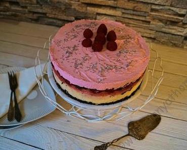 Wenn beim Backen etwas schief läuft und am Ende doch ein leckerer Kuchen bei rauskommt #Rezept #Käsekuchen #Schiefgelaufen