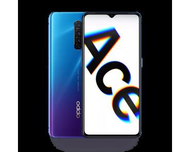 Neues Oberklasse-Smartphone Oppo Reno Ace mit Turbo-Aufladung