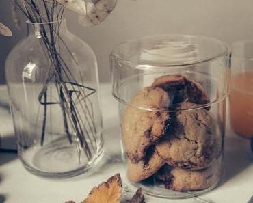 Karamellschoko Cookies
