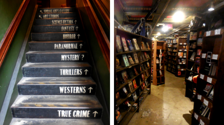 Bericht: The Last Bookstore L. A.