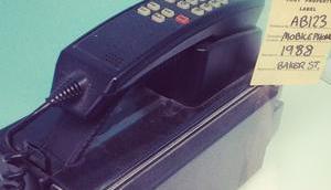 Jahre Entwicklung Mobiltelefone