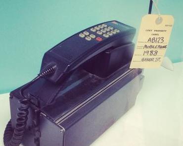 30 Jahre Entwicklung  der Mobiltelefone
