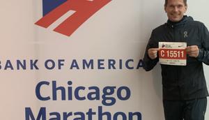 Chicago Marathon: Meine Erfahrungen Strecke, Anmeldung Anreise