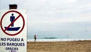 Costa Dorado: Flaute kein Wind