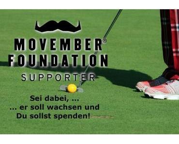 """Golfsport.News """"Movember"""""""