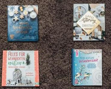 Rezension: Neue DIY Bücher für die Weihnachtszeit