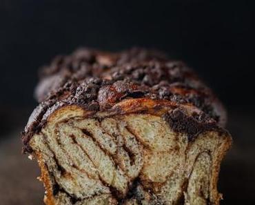 Schokoladen Babka – Schokoladenhefezopf [enthält Werbung]