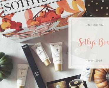 SOTHYS Box - Herbst 2019 - unboxing