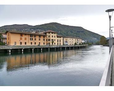 Von Ponte Tresa nach Luino