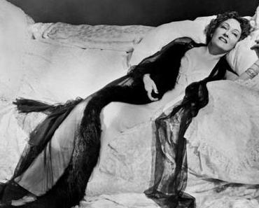 """""""Boulevard der Dämmerung"""" (1950) mit Gloria Swanson"""