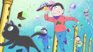 "Crunchyroll nimmt Film ""Mr. Osomatsu"" Programm"