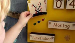 wunderschöner Jahreszeitenkalender Spielspecht Gewinnspiel